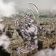 MINOU!!! Oh MON DIEU!!! My imaginary chat fell off the balcony of my fabulous imaginary apartment in Paris!